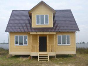 Дом Брусовой 6на9